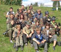 """Obóz Paintballowo – Quadowy """"Skok Adrenaliny"""", Ryn"""
