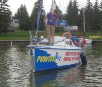 """Rejs szkoleniowy z egzaminem na patent żeglarza  """"Witamy na pokładzie""""  Wielkie Jeziora Mazurskie"""