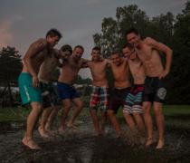 Obóz Młodzieżowy, Capoeira, Nowy Dworek