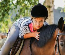 Konna Przygoda, Obóz Konny dla Dzieci, Giewartów