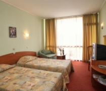 Bułgaria, HOTEL EDELWEISSE**** , Samolotem, Złote Piaski
