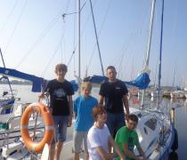 Obóz Sportów Wodnych dla Młodzieży