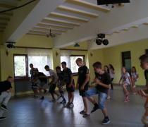 Obóz Taneczny na Mazurach